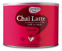 Drink me Chai Latte