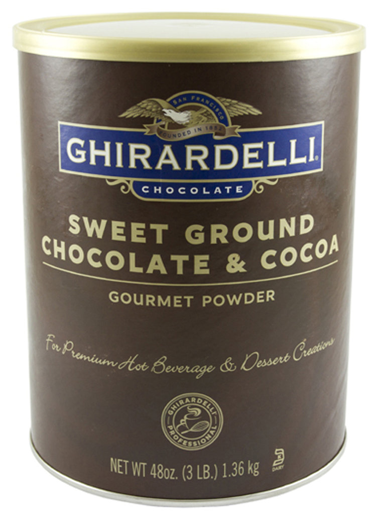 Ghirardelli Sweet Ground Chocolate & Cocoa (1,36 kg)