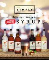 Simply Luxury Sugarfree Sirup