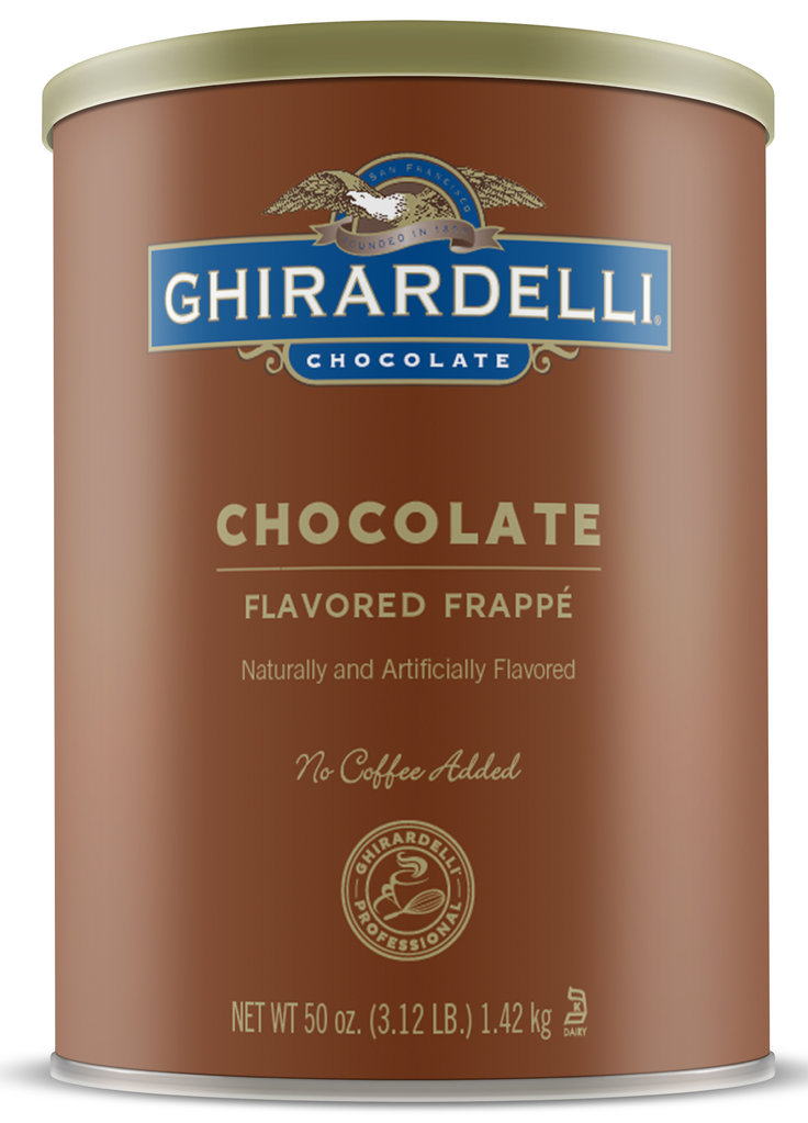 Ghirardelli Chocolate Frappé Pulver (1,42 kg)
