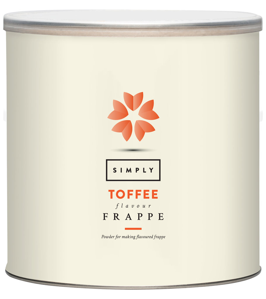 Simply Toffee Frappé Pulver (1,75 kg)